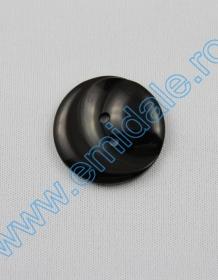Nasture Plastic cu Picior 0311-0681/24 (100 bucati/punga) Nasturi cu Doua Gauri 0312-0092/40 (100 buc/punga)