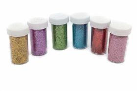 Sclipici Glitter Efect Holografic, Particule Mari, 100 gr (1 buc) Cod: B36 Sclipici Glitter, 28-30 gr (1 flacon)