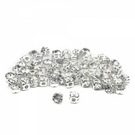 Strasuri de Cusut R11640, Marime: 10 mm, Culoare: 13 (100 buc/punga) Sew-on Crystals, Size 8 mm (100 pcs/pack)Code: R11781
