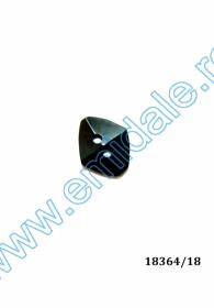 Nasturi 10382/20  (500 bucati/pachet) Nasturi 18364/18 Negri (100 buc/pachet)