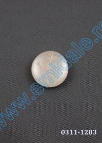 Nasturi cu Picior JU044, Marimea 24 (100 buc/pachet) Nasturi cu Picior 0311-1203, Marimea 24 (100 buc/pachet)