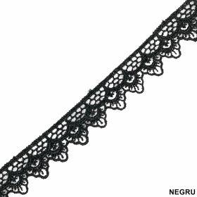 Dantela Elastica, latime 18.3 cm (12 metri/rola) Cod: E38Y Dantela, latime 20 mm (13,72 m/rola)Cod: 0575-1059