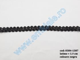 Pasmanterie 2504-10 Argintie  (100 metri/rola)  Pasmanterie 0384-1387 (15 m/rola)