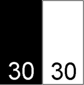 Etichete Tesute Marime: 34 (250 bucati/pachet)   Etichete Tesute Marime: 30 (250 bucati/pachet)