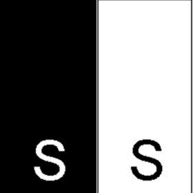 Etichetare Etichete Tesute Marime: S (250 bucati/pachet)