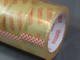 Banda Abraziva Medie Eastman (100 buc/cutie) Banda Adeziva Transparenta (91.44 metri/rola) - Pachet de 6 role