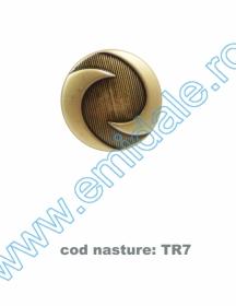 Nasturi Plastic cu Picior 0311-1147, Marimea 40 (50 buc/pachet)  Nasturi cu Picior TR7, Marimea 28 (100 buc/pachet)