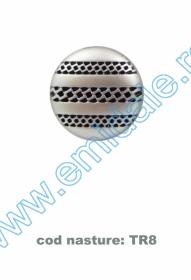 Nasturi cu Picior DPY0528/44 (100 bucati/punga) Nasturi cu Picior TR8, Marimea 24 (100 buc/pachet)