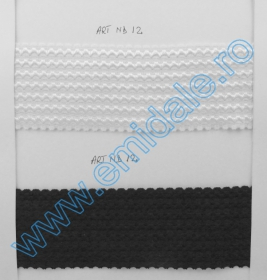 Banda Decorativa Banda Decorativa Elastica, latime 60 mm (25 metri/rola)