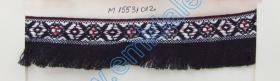 Banda Tricolor 25 mm ( 50 metri/rola )  Banda Decorativa - 42 mm  ( 25 metri/rola )