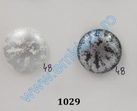 Nasturi Plastic cu Picior, Marimea 28Lin (100 buc/pachet) Cod: BP528 Nasturi cu Picior 1029, Marimea 48 (100 buc/pachet)