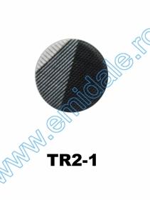 Nasturi cu Strasuri, 3 cm(10 buc/pachet) Cod: BT0843 Nasturi cu Picior TR2-1, Marimea 36 (100 buc/pachet)