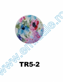 Nasturi cu Picior  29SW-202/20 (100 bucati/punga) Nasturi cu Picior TR5-2, Marimea 24 (100 buc/pachet)
