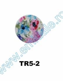 Nasturi cu Picior  29SW-202/20 (100 bucati/punga) Nasturi cu Picior TR5-2, Marimea 36 (100 buc/pachet)