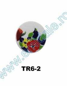 Nasturi cu Picior ZA36, Marimea 24 (200 buc/pachet)  Nasturi cu Picior TR6-2, Marimea 24 (100 buc/pachet)