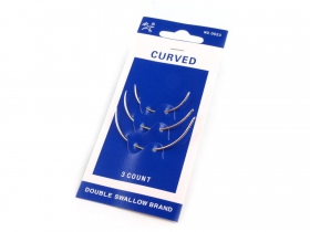 Ace de Cusut Curved Sewing Needles (5 sets/pack), Code: 0523