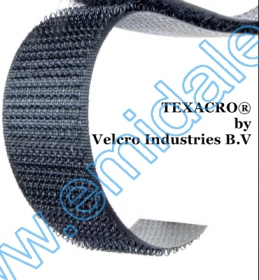 Arici (  Puf+Scai ) 50 mm ( 25 metri/rola ) Arici ( Velcro ) SCAI -  25 mm ( 25 metri/rola )