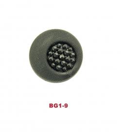 Nasturi Plastic cu Picior, Marimi: 44L (50 bucati/pachet)Cod: A445/44 Nasturi cu Picior BG1-9, Marimea 48 (50 buc/pachet)