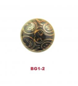 Nasturi cu picior 0314-9142/24 (100 bucati/punga) Nasturi cu Picior BG1-2, Marimea 28 (100 buc/pachet)