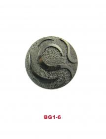 Nasturi cu Picior DPY0528/40 (100 bucati/punga) Nasturi Plastic cu Picior BG1-6, Marimea 40 (50 buc/pachet)