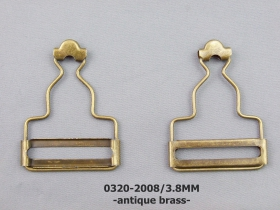 Catarama DCK053-30MM (100 bucati/punga) Nickel Catarame Metalice - Antique Brass (100 buc/pachet)