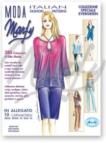 Catalog de Moda Marfy 2016-2017 Catalog de Moda Marfy Aniversar