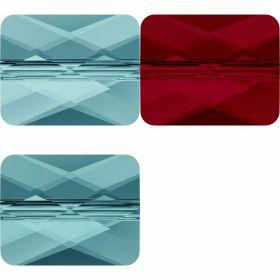 Cristale de Cusut Swarovski, 14mm, Culoare: Crystal AB (1 bucata)Cod: 3200 Margele Swarovski, 10x8 mm, Diferite Culori (1 bucata)Cod: 5055