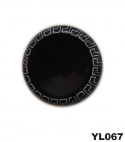 Nasturi Plastic cu Picior BG1-8, Marimea 36 (100 buc/pachet)  Nasturi cu Picior YL067/40 (100 bucati/punga)