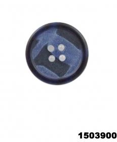 Nasturi din Plastic Nasturi cu Patru Gauri 1503900/40 (100 bucati/punga)
