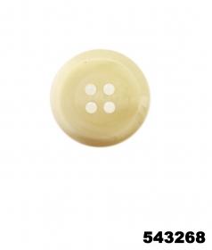 Nasturi din Plastic Nasturi cu Patru Gauri 543268/24 (100 bucati/punga)