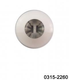 Nasturi Plastic cu Picior, Marime 44 Lin (25 bucati/pachet)Cod: DPY0397/44 Nasturi cu Picior 0315-2260, Marimea 20 (100 buc/pachet)
