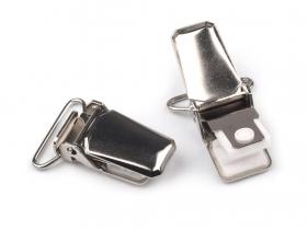 Catarame Metalice, lungime 8 cm (12 perechi/punga)Cod: N12536 Clips Bretele (10 buc/pachet)