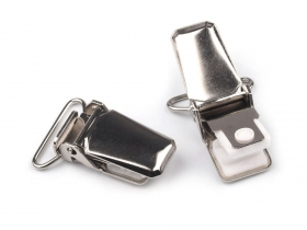 Catarame Metalice, 15mm (500 bucati/punga)Cod:0320-0003 Clips Bretele (10 buc/pachet)