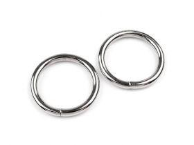 Reglor  Sutien - 15 mm ( 100 bucati/pachet )  Inele Metalice Decorative  (10 buc/pachet) cod: 730175