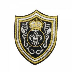 Embleme Termoadezive, Urs (12 bucati/pachet)Cod: M9149 Embleme Termoadezive (12 bucati/pachet)Cod: L209
