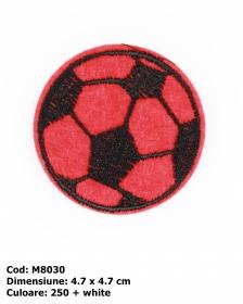 Embleme Termoadezive M17017 (25 bucati/pachet) Embleme Termoadezive M8030 (12 bucati/pachet)