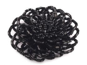 Aplicatii cu Strasuri din Sticla, 8.5x4.7 cm (1 bucata/pachet) Cod: BW-29 Flori Decorative din Margele, diametru 50 mm (10 bucati/pachet)