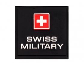 Embleme Cauciucate Embleme cauciucate  SWISS MILITARY (10 bucati/pachet)