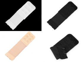 Bretele Negre Sutien (10 perechi/pachet) Prelungire Sutien, Latime 30 mm, 2 Randuri (10 bucati/pachet) 090255