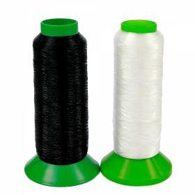 Ata Invizibila Invisible Thread, 4572 m/spool, Black (1 bobbin)