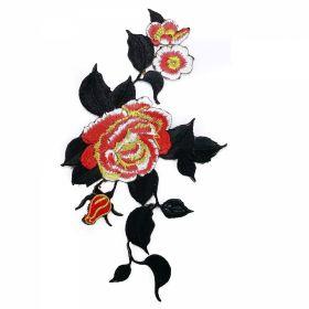 Embleme Termoadezive (12 bucati/pachet)Cod: M8276-2 Embleme Termoadezive, Floare (12 buc/pachet)Cod: 6075