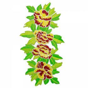 Embleme Termoadezive Petic Jeans (10 bucati/pachet) Cod: 740371 Embleme Termoadezive, Floare (12 buc/pachet)Cod: LM80400