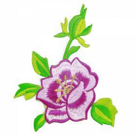 Embleme Termoadezive, Model: Fata (25 bucati/pachet)Cod: M40111 Embleme Termoadezive, Floare (12 buc/pachet)Cod: M6060