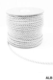 Snur Imitatie Piele, 4 mm, Kaki, Bleumarin (45 m/rola)  Snur Rasucit 3MM  (50 m/rola)
