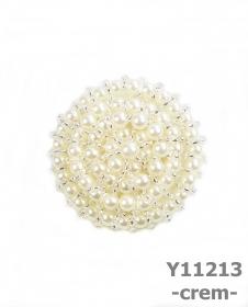 Nasturi Plastic cu Picior, Marime 21 mm (144 bucati/pachet)Cod: 57358/21MM Nasturi cu Picior Y11213 (10 buc/pachet)