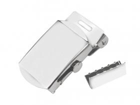 Catarama DCK053-40MM (100 bucati/punga) Nickel Catarama si Terminatie pentru Curea, Latime 25mm (10 bucati/pachet) Cod: 730609