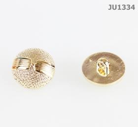 Nasturi cu Picior JU121, Marimea 24, Aurii  (100 buc/pachet) Nasturi cu Picior JU1334, Marimea 34, Aurii (100 buc/pachet)