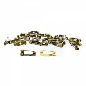 Accesorii Martisoare Ace Brosa, 15 mm (100 bucati/punga)