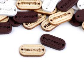 Etichete din Lemn si Imitatie Piele Etichete din Lemn (100 bucati/pachet) cod: 750045