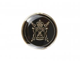 Nasturi cu Picior TR2, Marimea 24 (100 buc/pachet) Nasturi Metalici cu Picior MC449/24 (100 bucati/pachet)